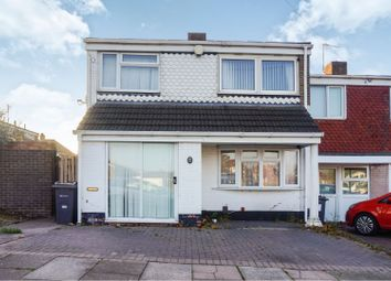 Thumbnail 3 bed end terrace house for sale in The Lea, Birmingham
