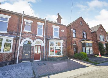 Thumbnail 3 bed semi-detached house for sale in Outwoods Street, Burton-On-Trent, Staffordshire