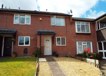 Thumbnail 2 bed terraced house for sale in Hooke Close, Canford Heath, Poole