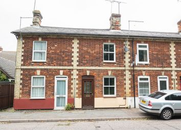 Thumbnail 2 bed terraced house to rent in Sturmer Road, Haverhill