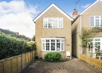 Thumbnail 3 bed detached house for sale in Woodfield, Ashtead