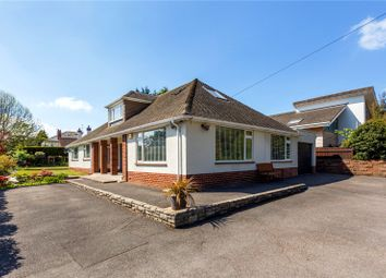 Thumbnail 4 bed detached bungalow for sale in Canford Cliffs Road, Canford Cliffs, Poole