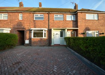 Thumbnail 3 bed terraced house to rent in Prunus Road, Crewe