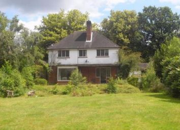 Thumbnail 5 bed detached house to rent in Parkway, Camberley, Surrey