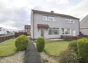 Thumbnail 3 bedroom semi-detached house for sale in Lamont Crescent, Fallin
