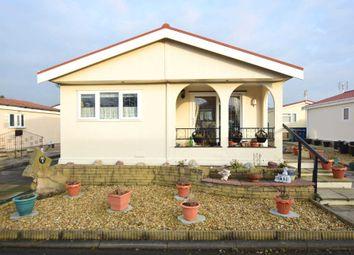 Thumbnail 2 bed mobile/park home for sale in Jensen Drive, Carr Bridge Residential Park, Blackpool