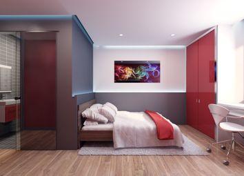 Thumbnail 1 bedroom flat to rent in Queensland Street, Liverpool