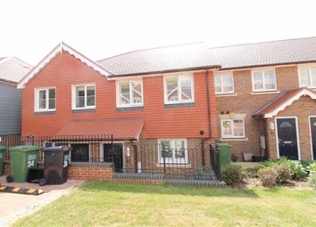 Thumbnail 3 bed terraced house for sale in Endeavour Way, Hastings, East Sussex