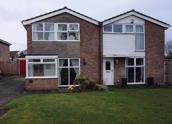 Thumbnail 3 bed semi-detached house for sale in Brackendale, Chester