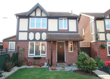 Thumbnail 3 bed detached house for sale in Mallinson Close, Hornchurch