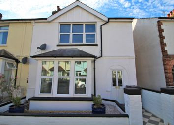 Thumbnail 3 bed terraced house for sale in Sidley Road, Eastbourne