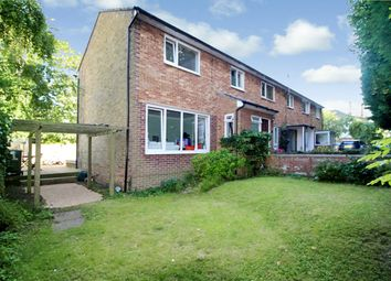 Thumbnail 3 bedroom end terrace house for sale in The Close, Woburn Sands, Buckinghamshire