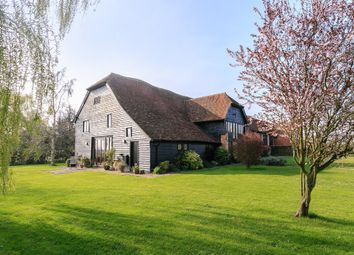 Thumbnail 5 bedroom barn conversion for sale in Lower Farm Lane, Sandford-On-Thames, Oxford