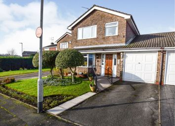 Thumbnail 3 bed link-detached house for sale in Freckleton Place, Meir Park, Stoke-On-Trent