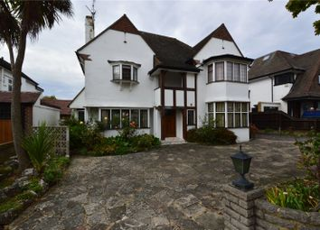 Thumbnail 4 bed detached house for sale in Seymour Road, Westcliff On Sea, Essex