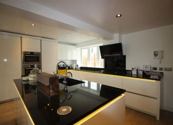 Thumbnail 3 bed semi-detached house for sale in Heath Lodge, High Road, Bushey Heath, Bushey