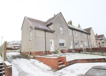 Thumbnail 3 bed end terrace house for sale in 16, Wallace Place, Kirkmuirhill, Lanark ML119Qw