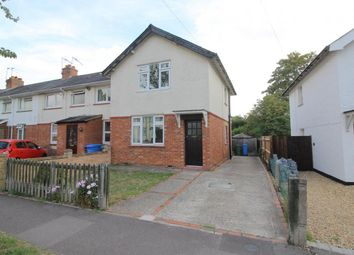 Thumbnail 2 bed end terrace house for sale in Whyte Avenue, Aldershot
