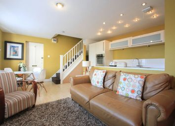 Thumbnail 2 bedroom end terrace house to rent in Kemptown Mews, Arundel Place, Brighton