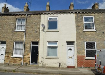 Thumbnail 2 bed terraced house to rent in Bromley Street, York