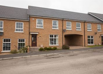 Thumbnail 4 bedroom town house for sale in 12, Ayrshire Square, Lisburn