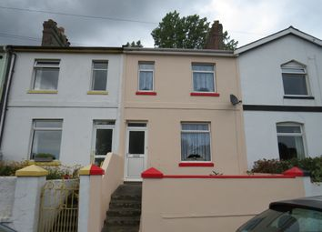 Thumbnail 3 bed terraced house for sale in Hele Road, Torquay