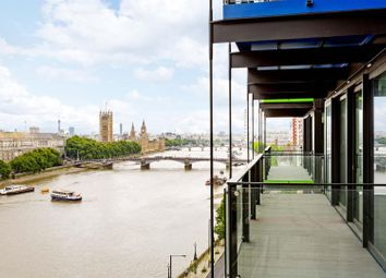 Thumbnail 2 bedroom flat to rent in Merano Residences, 30 Albert Embankment, Nine Elms, London