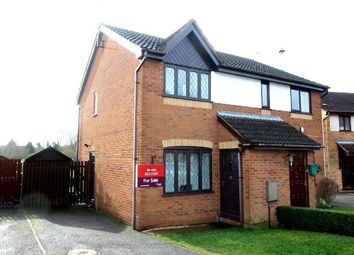 Thumbnail 2 bed semi-detached house for sale in 14 The Chase, Ropsley, Grantham