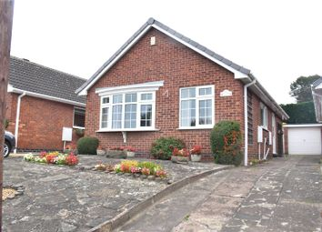 Thumbnail 2 bed bungalow for sale in Spinney Road, Ilkeston, Derbyshire