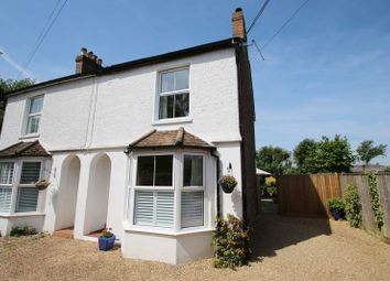 Thumbnail 2 bed semi-detached house for sale in East View Lane, Cranleigh