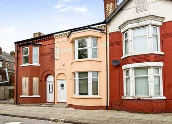 Thumbnail 3 bed terraced house for sale in Fountains Road, Liverpool, Merseyside