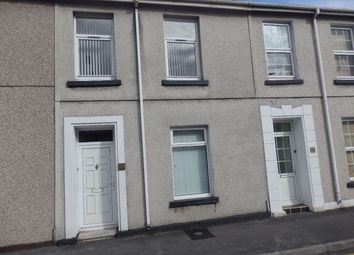Thumbnail 3 bed terraced house to rent in James Street, Llanelli