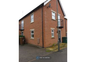 Thumbnail 1 bed semi-detached house to rent in Merton Close, Swadlincote