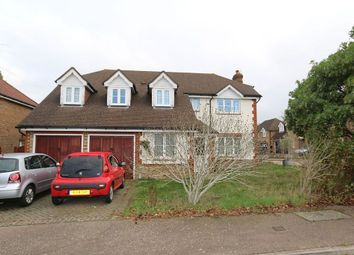 Thumbnail 5 bed detached house for sale in Arundel Avenue, Epsom, Surrey