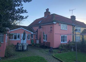 Thumbnail 2 bed cottage for sale in Long Green, Bedfield, Woodbridge