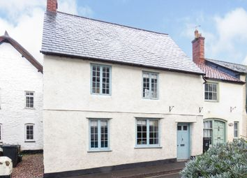 Thumbnail 3 bed cottage for sale in Bampton Street, Minehead