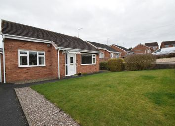 Thumbnail 2 bed detached bungalow for sale in Springfield Close, Worcester