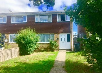 Thumbnail 3 bed semi-detached house for sale in Canford Heath, Poole, Dorset