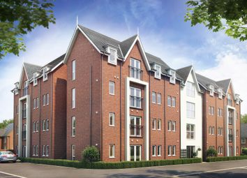 "Thumbnail 2 bed flat for sale in ""Heron"" at Blowick Moss Lane, Southport"