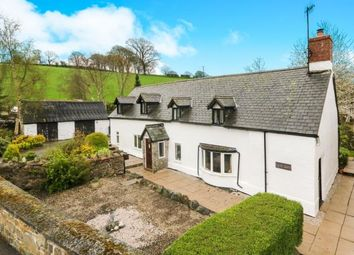 Thumbnail 4 bed detached house for sale in Gwyddelwern, Corwen, Denbighshire, North Wales