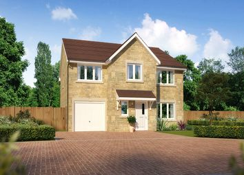 "Thumbnail 5 bed detached house for sale in ""Heddon"" at Orchardfield, East Linton"