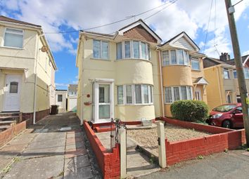 2 bed semi-detached house for sale in Manor Road, Plymstock, Plymouth PL9