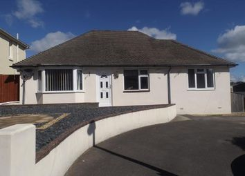 Thumbnail 4 bed bungalow for sale in Wroxham Road, Poole