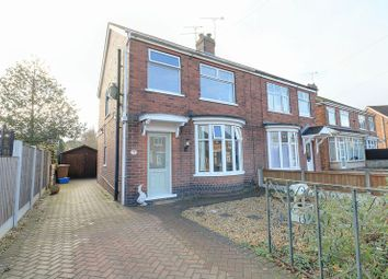 Thumbnail 3 bed semi-detached house for sale in Maple Tree Close West, Scunthorpe