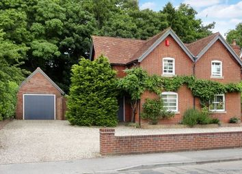 Thumbnail 4 bed cottage for sale in Monks Lane, Newbury