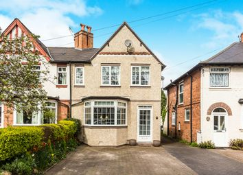 Thumbnail 4 bed semi-detached house for sale in Croft Road, Yardley, Birmingham