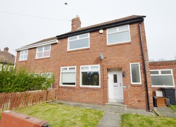 3 bed semi-detached house for sale in Woodside Gardens, Craghead, Stanley, County Durham DH9