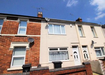 Thumbnail Terraced house for sale in Armstrong Street, Swindon