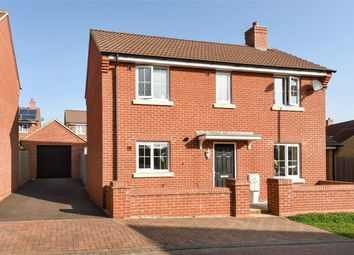 Thumbnail 3 bed detached house for sale in Saltcote Way, Bedford