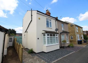 Thumbnail 3 bedroom semi-detached house for sale in Park Road, Egham